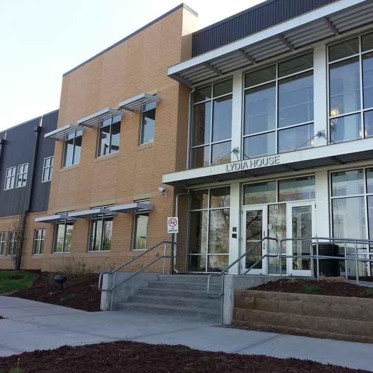 Open Door Mission C&us & Ehrhart Griffin and Associates| Civil Engineering | Omaha Nebraska pezcame.com